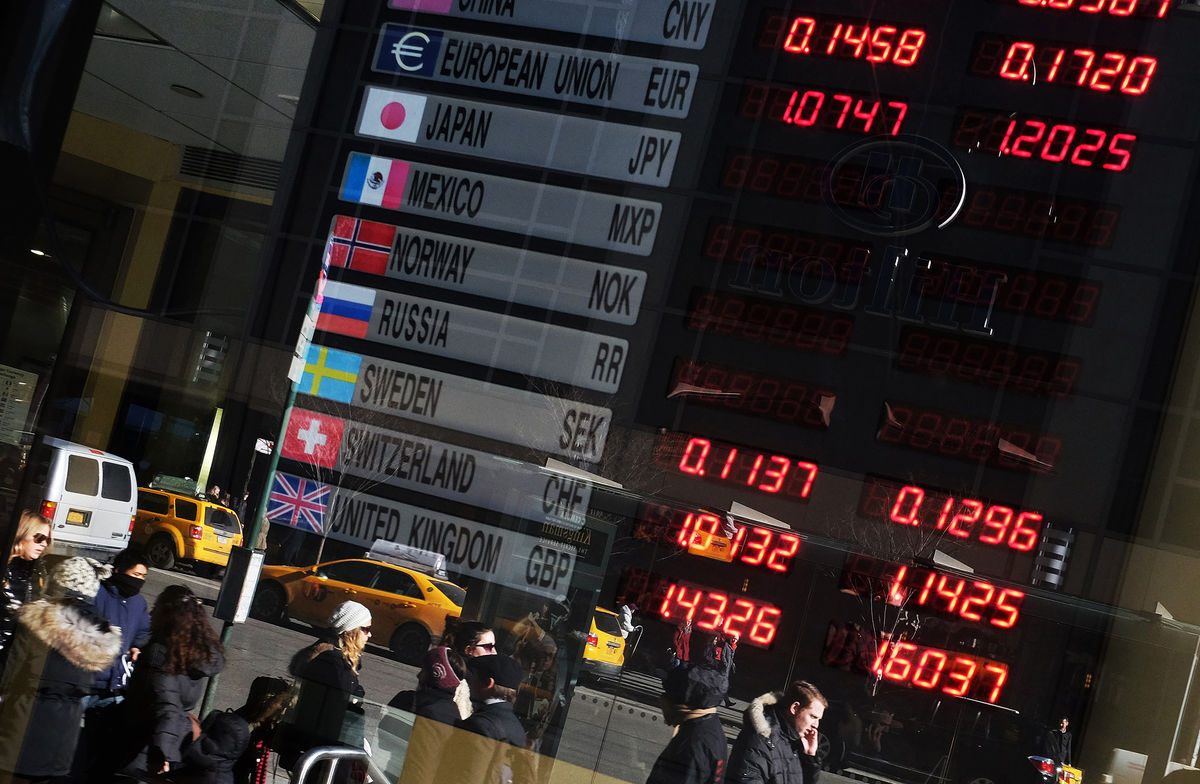 What Is Foreign Exchange Trading online